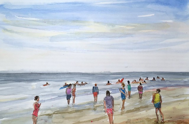 190831 Misquamicut Beach RI 1