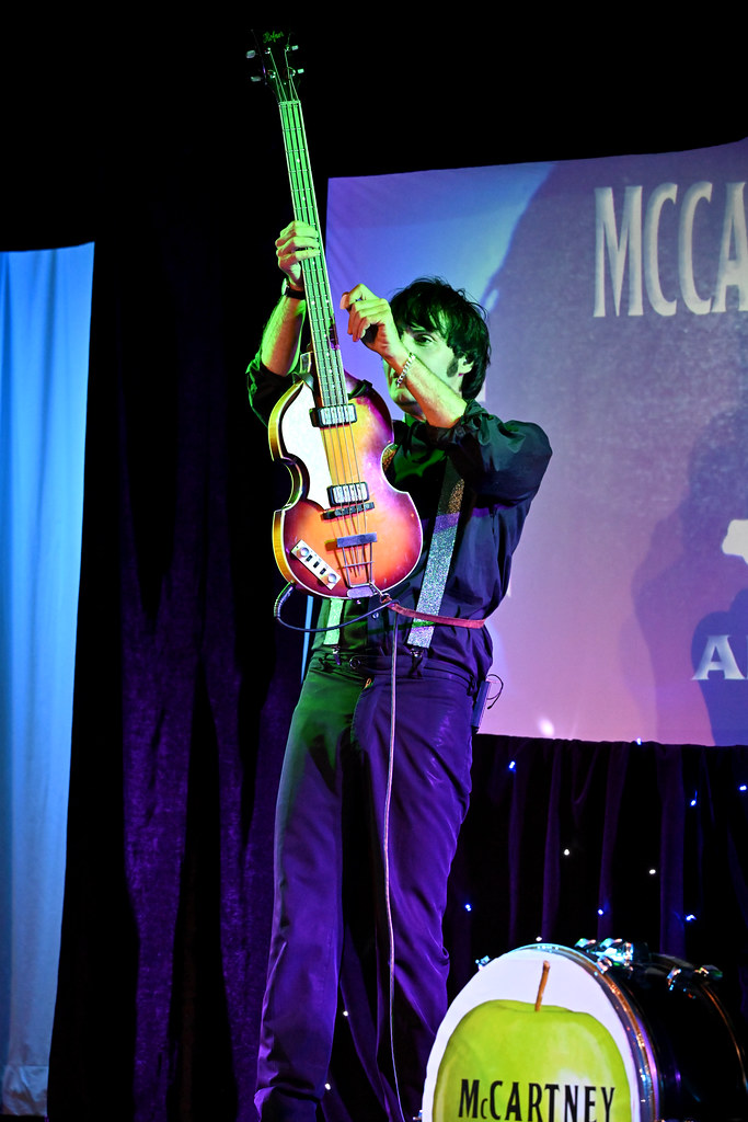 Jon Perry - McCartney Tribute