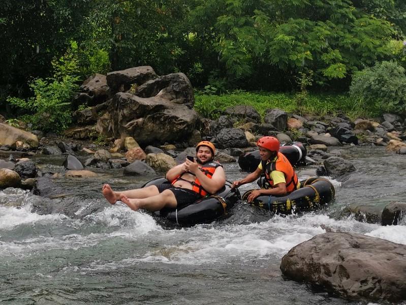 Tibiao River Tubing