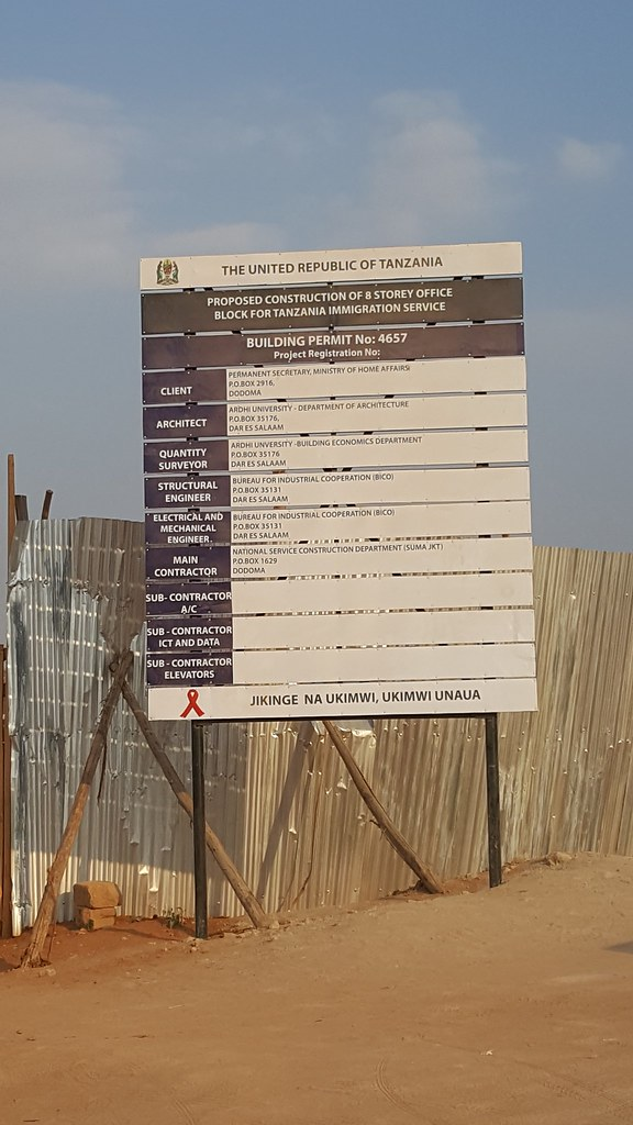 DODOMA | Tanzania Immigration Service Headquarter - UC