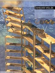 E.V.E SHELVES Vol01 MINIMAL HIPSTER GW@3x
