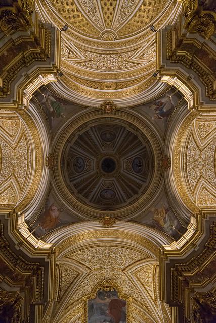 Roma - chiesa Sant'Antonio dei Portoghesi