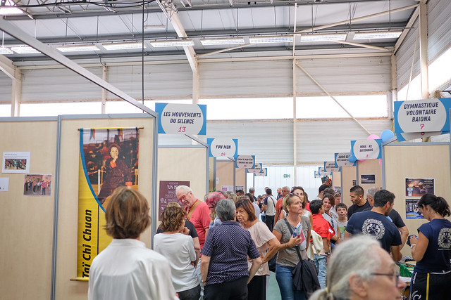 Forum des associations de Bayonne 2019