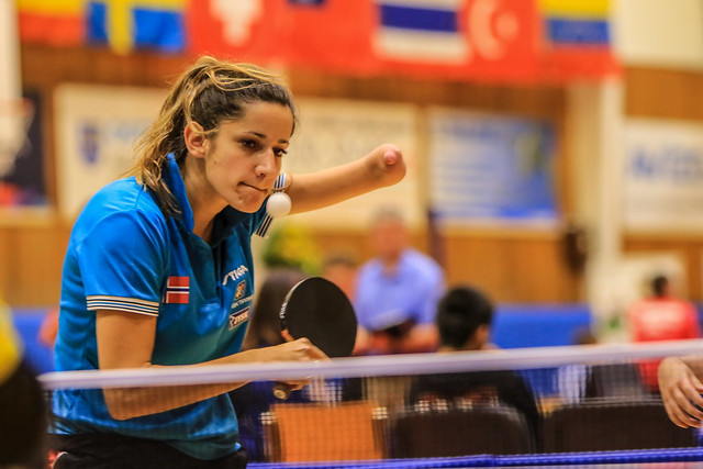 Day 3 - 2019 Para Table Tennis Czech Open