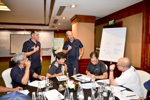 FIA Sport Grant Programme – Developing Officials