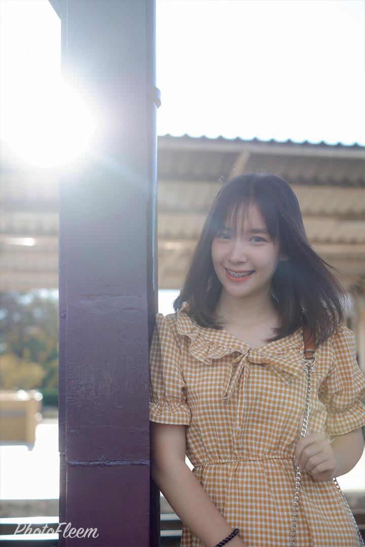 ภาพถ่ายน้องมัดหมี่ กล้อง Fujifilm X-A5