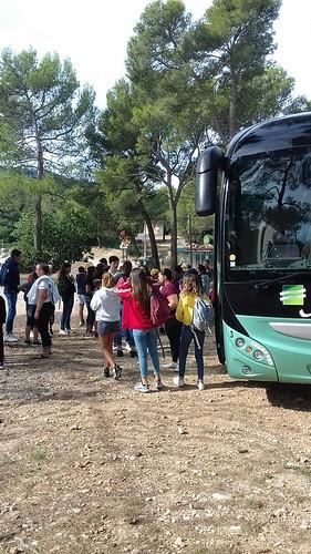 sortie bus 1
