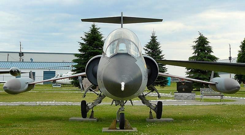 Canadair CF-104D Starfighter 2