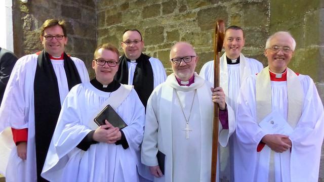Ordination in Killyman.