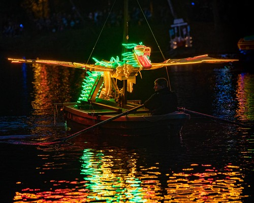 2019 Matlock Bath Illuminations