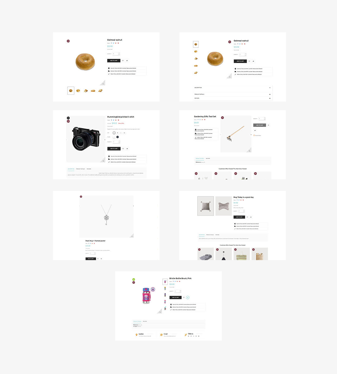 Well-Designed Product Detail Pages