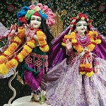 ISKCON Rajkot Deity Darshan 09 Sep 2019