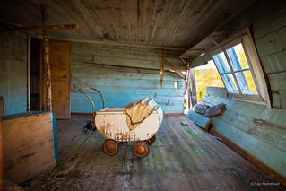 Barnevogna - The stroller
