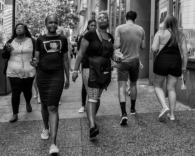 Chestnut Street, 2018