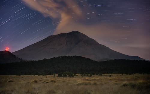 Popcatepetl, Mexico II