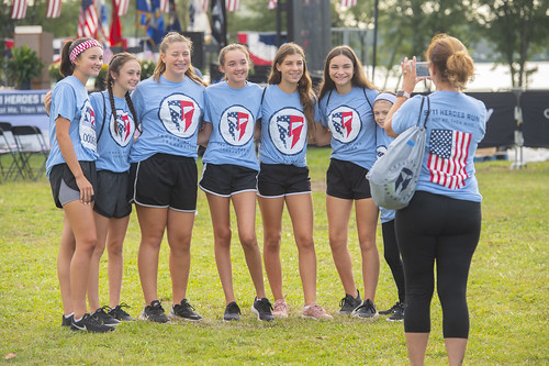 9/11 Heroes Run and Vietnam Commemoration Closing Ceremony, September 8, 2019
