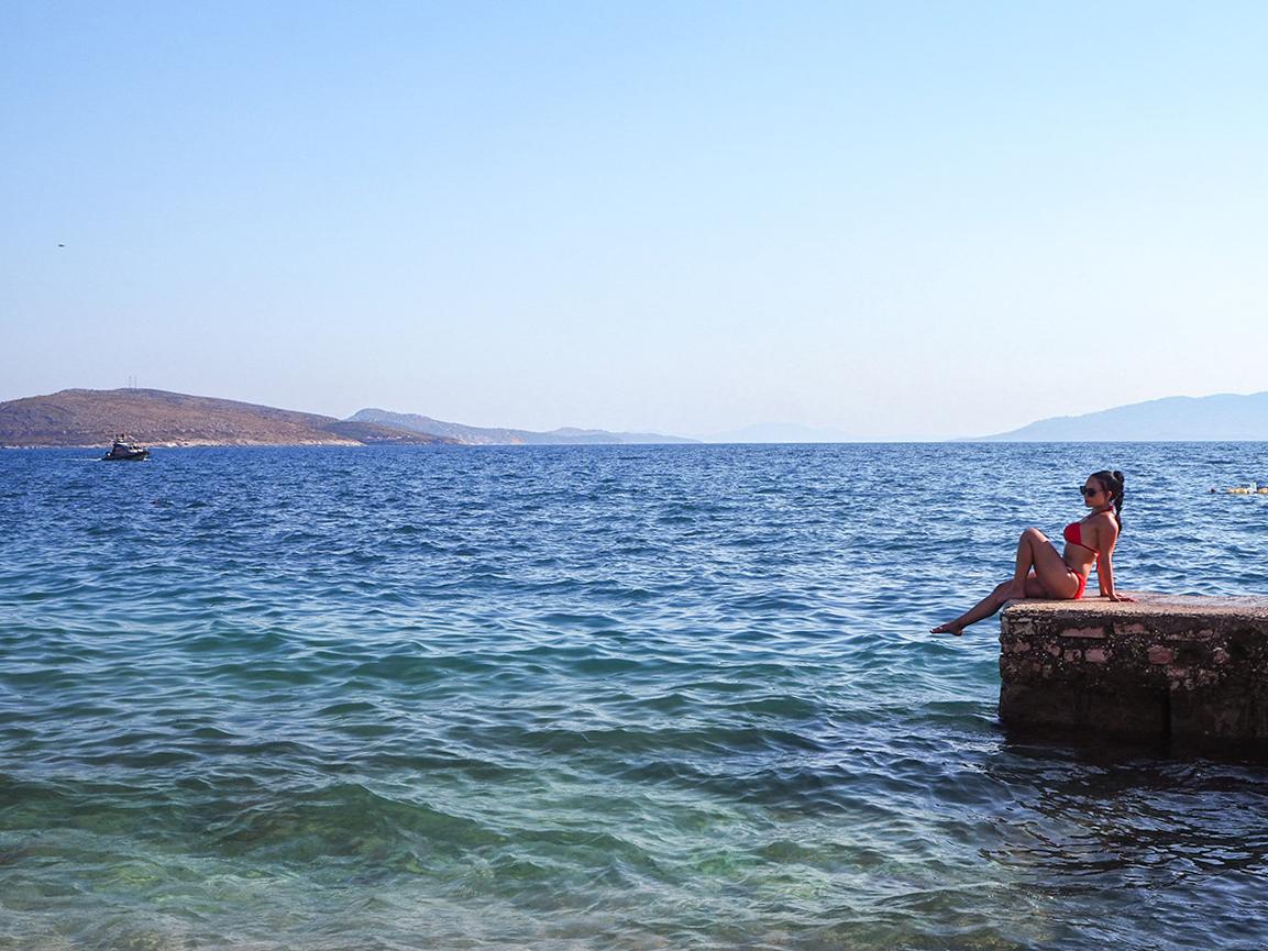 albania matkakohteena