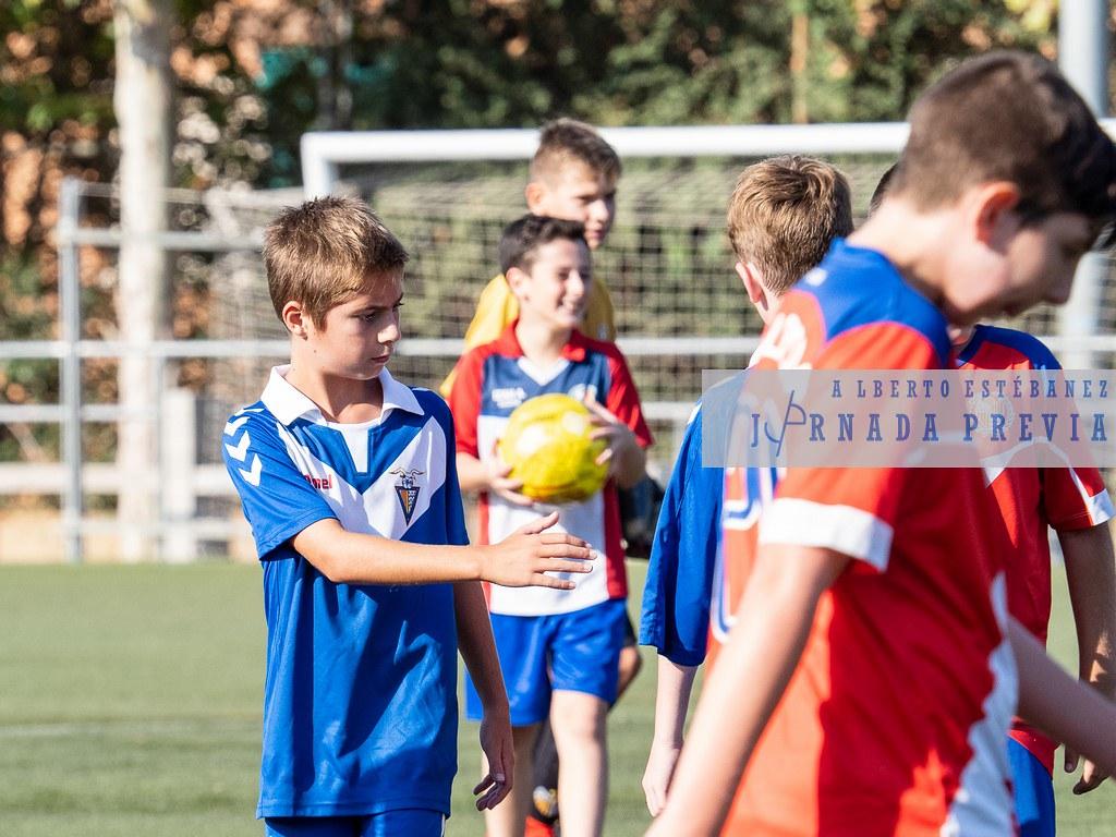 Infantil D CF Badalona - CF Lloreda