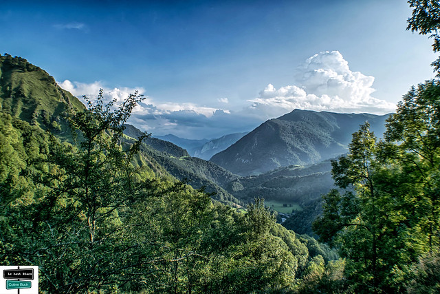 Vallée d'Aspe-Sarrance