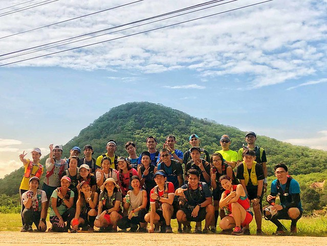 Hilltop Trail Running Camp #7