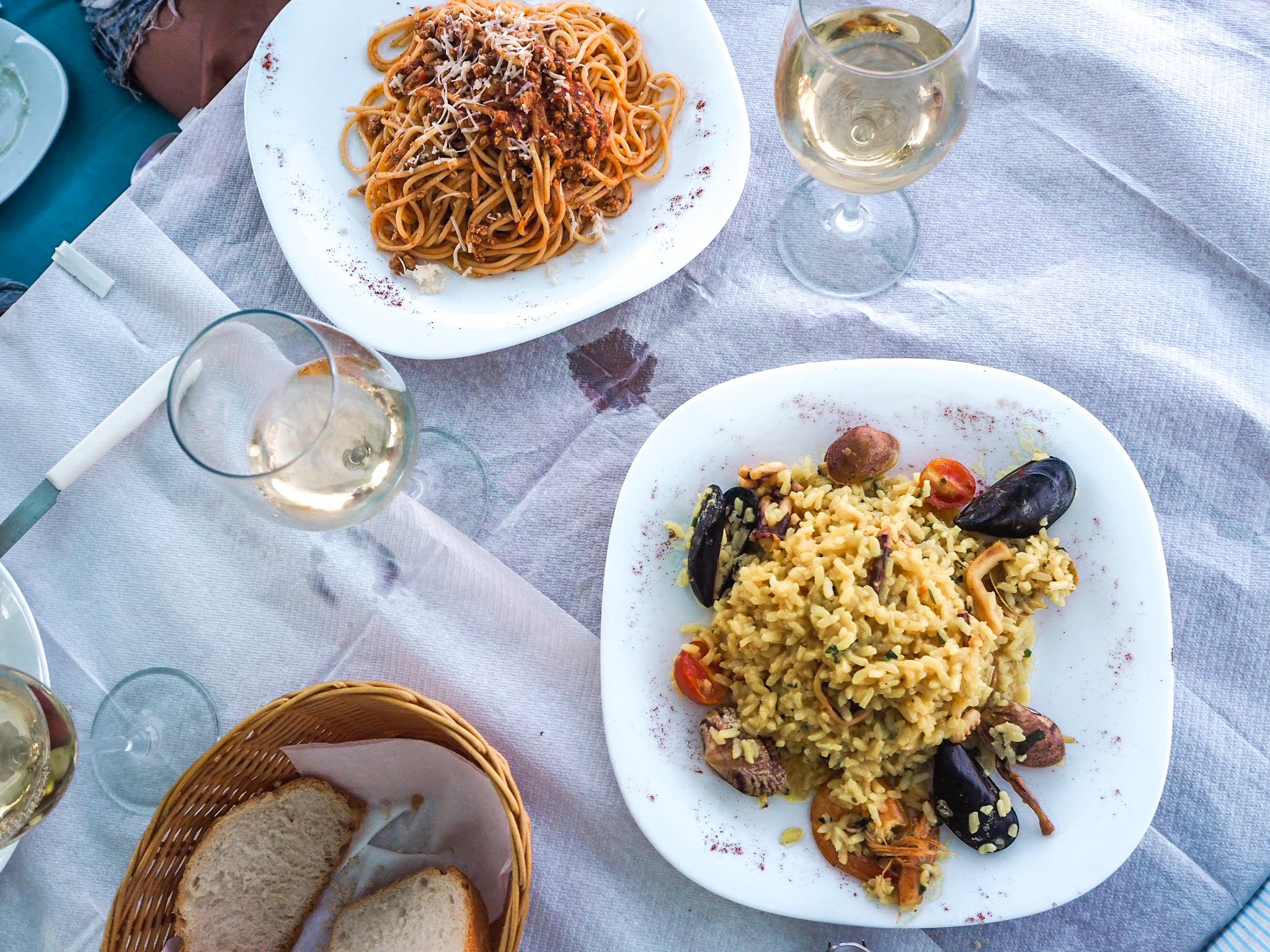 Albania ruoka