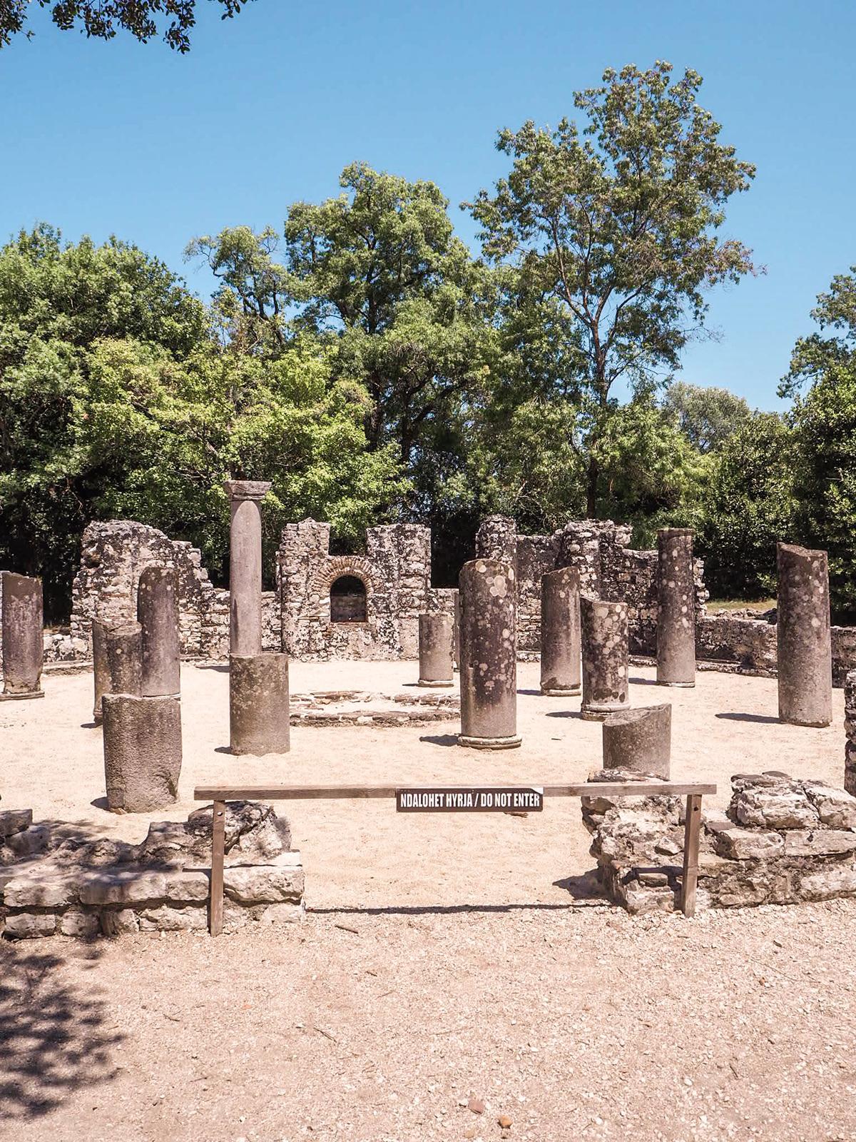 Unesco Heritage Albania