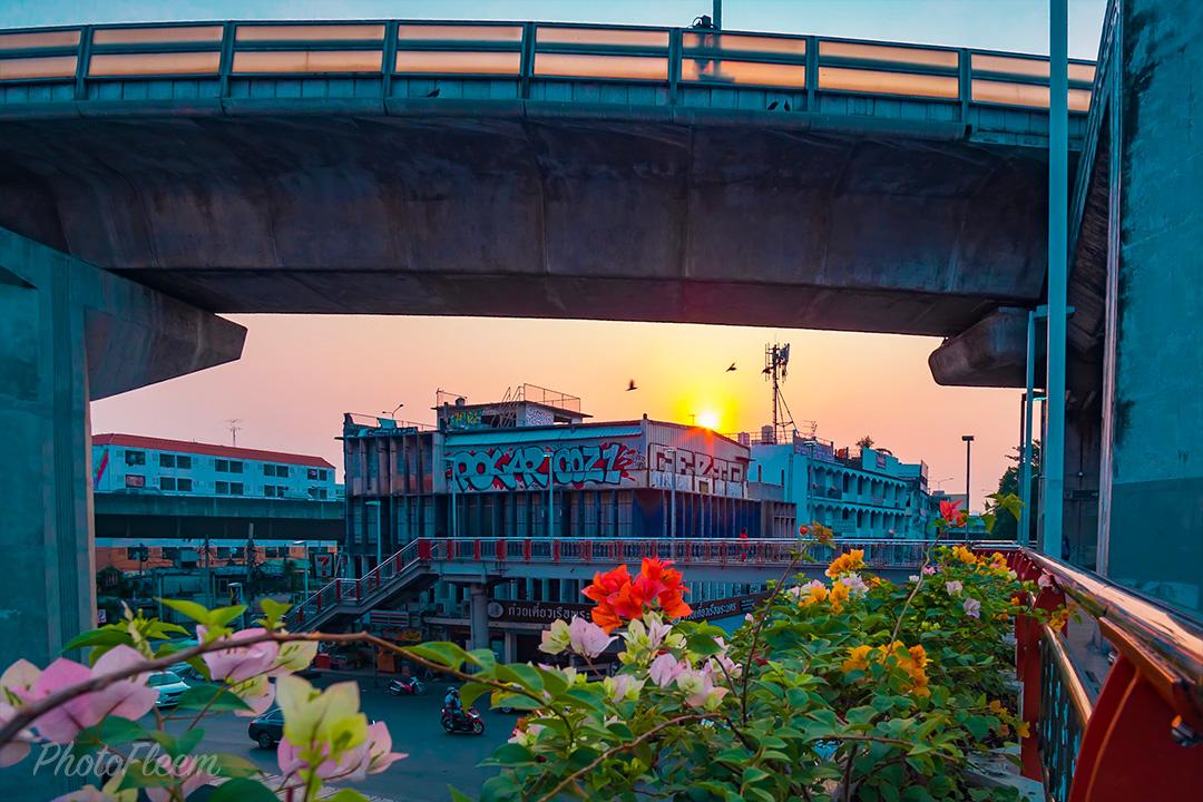 ภาพถ่ายวิวเมือง กล้อง Fuji X-A5 เลนส์ Samyang 12mm f2