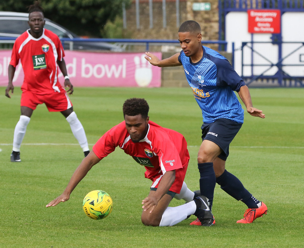 Wingate & Finchley vs London Colney (FA Cup Qualifying 1 2019/20)