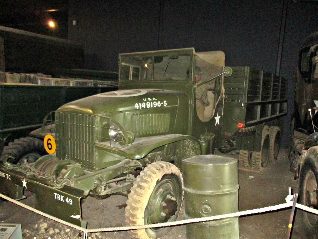 596 GMC CCKW-353 2.5 Ton Cargo Truck (1941)