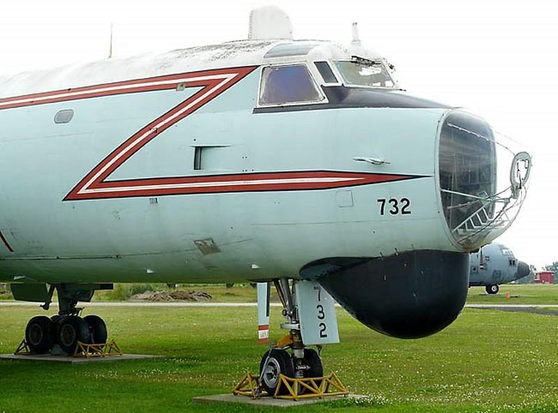 Canadair Argus CP-107 7