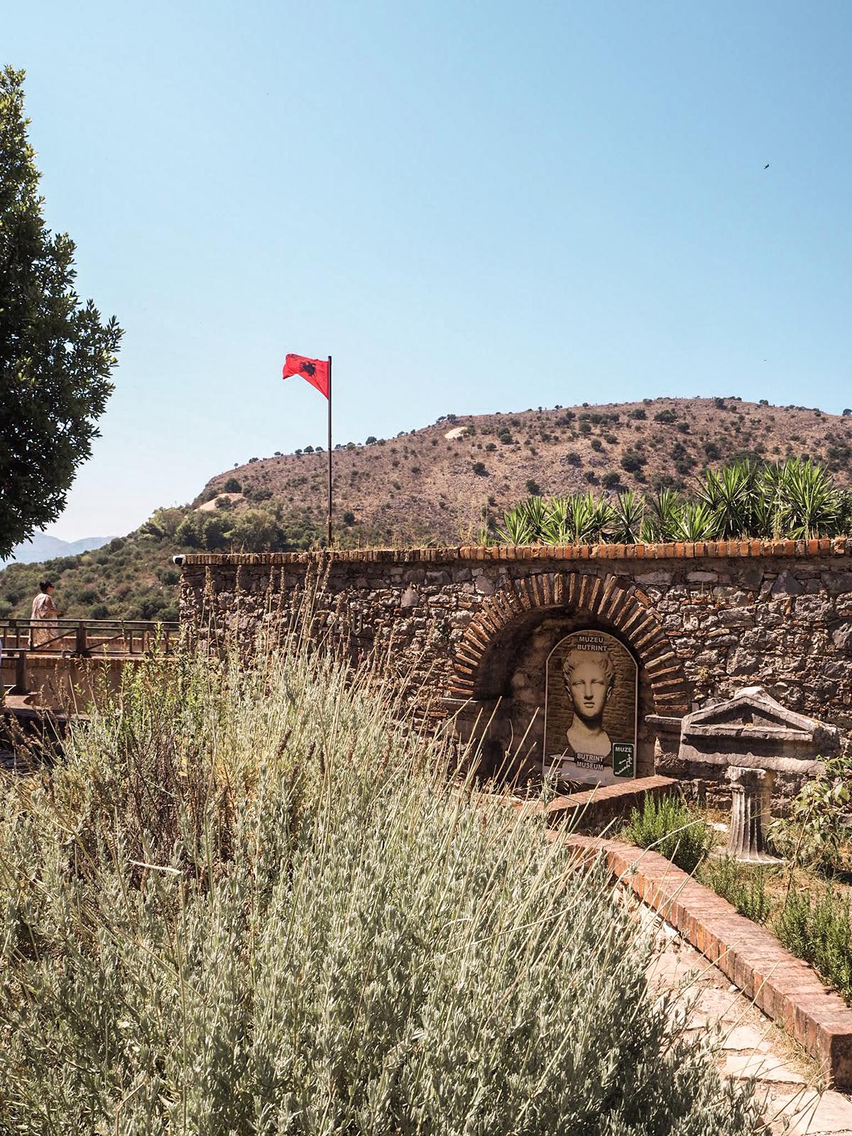 Butrint linna