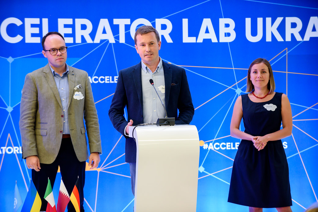 UNDP launches Accelerator Lab in Ukraine, Kyiv, September 9, 2019