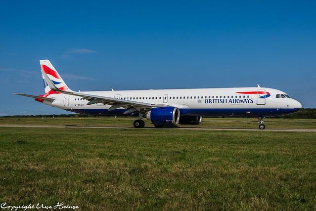 British Airways G-NEOR