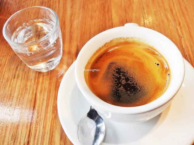 Coffee Long Black