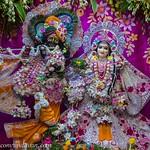ISKCON Vrindavan Deity Darshan 09 Sep 2019