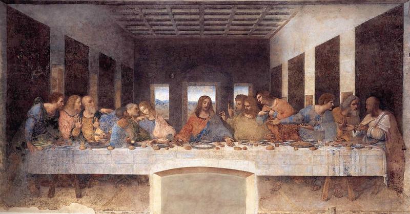 Os grandes do renascimento e do barroco recriados em uma oficina mecânica