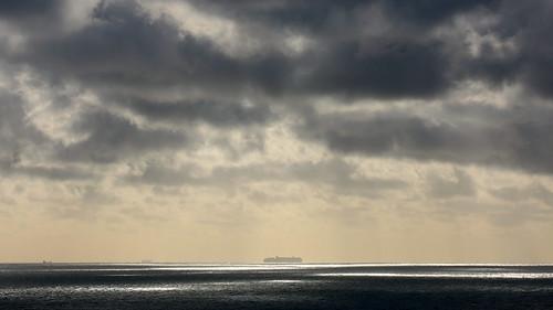 A walk along the edge of England