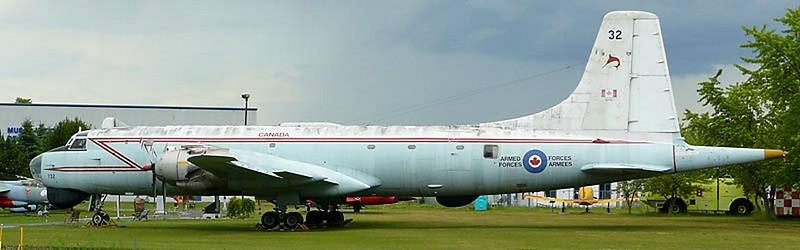 Canadair Argus CP-107 2