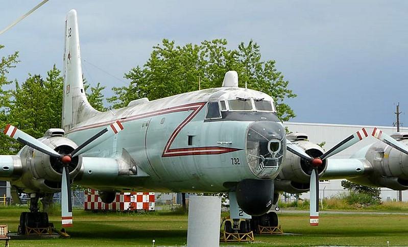 Canadair Argus CP-107 1