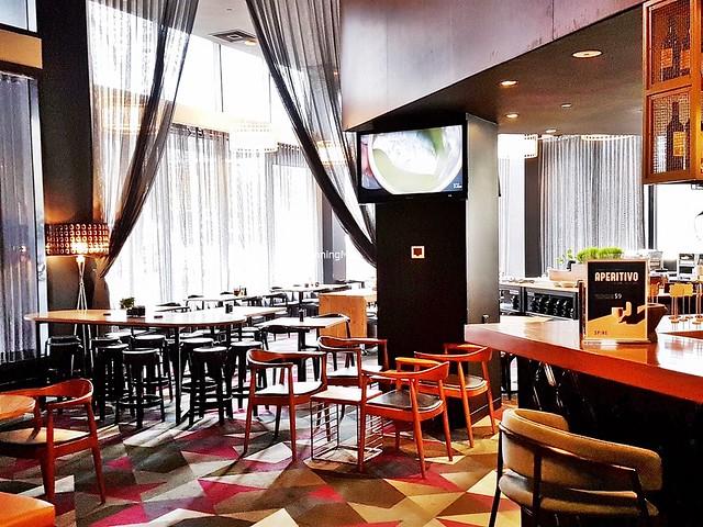 Mantra Southbank 09 - Spire Restaurant & Bar
