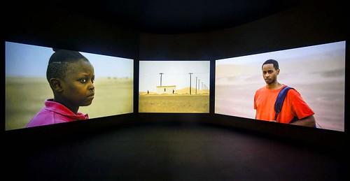 John Akomfrah - biennale 2019