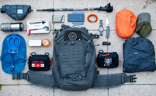 Loadout: September Coastal Hike