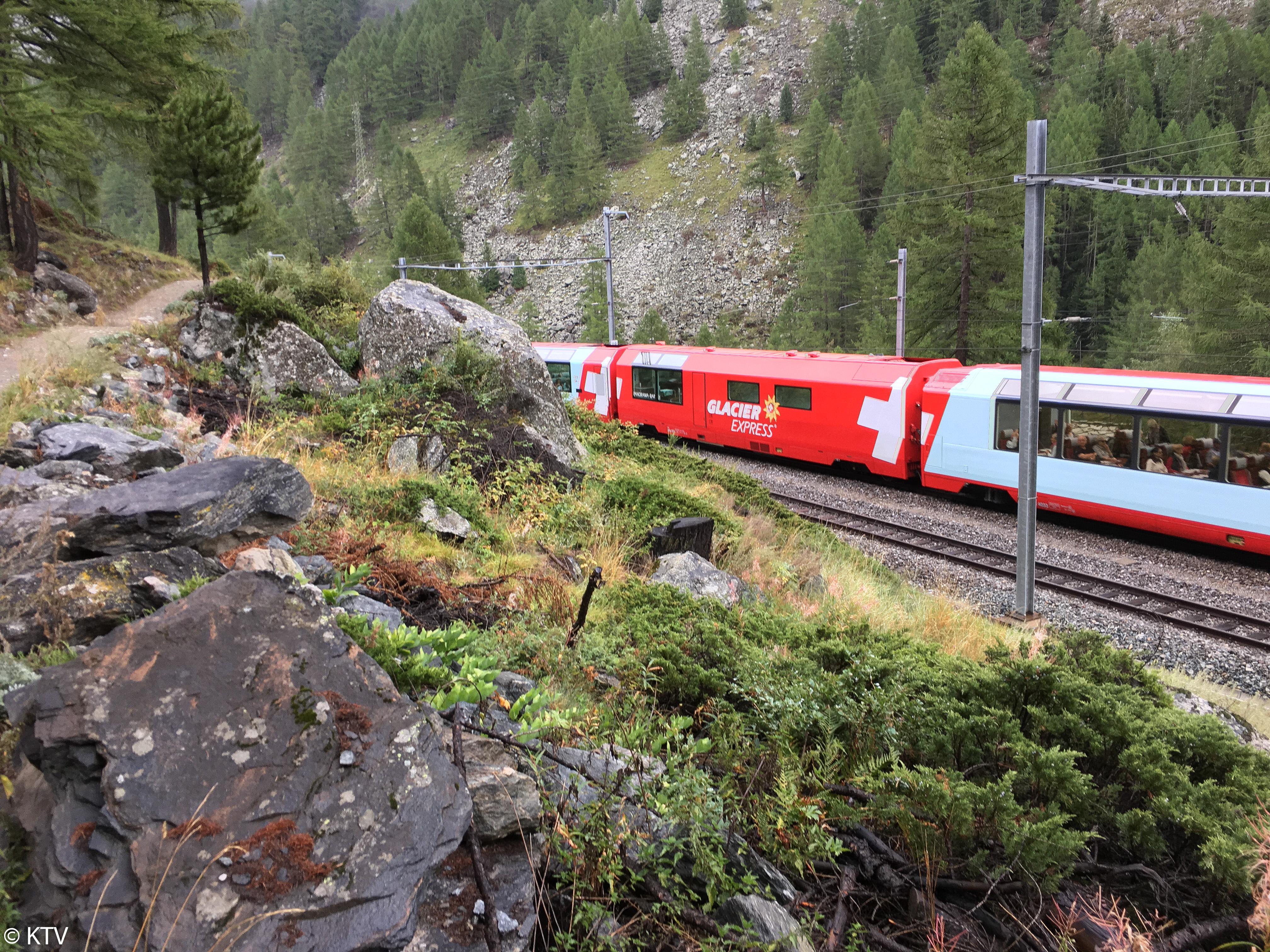 Turnfahrt 2019 Zermatt