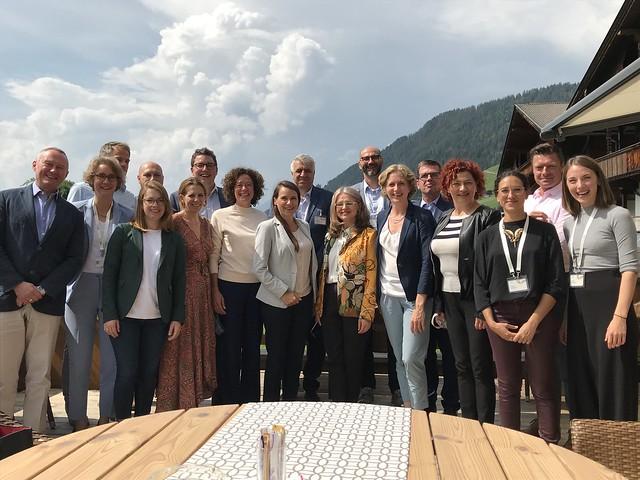The Mercator European Dialogue X European Forum Alpbach 2019