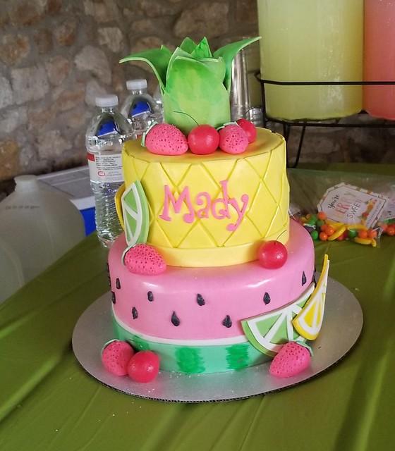 Cake by Sugar Shop Cakery