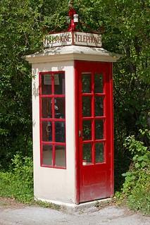 K1 Telephone Box