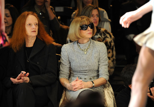Foto 4 Anna Wintour en front row | by zerogrados2019