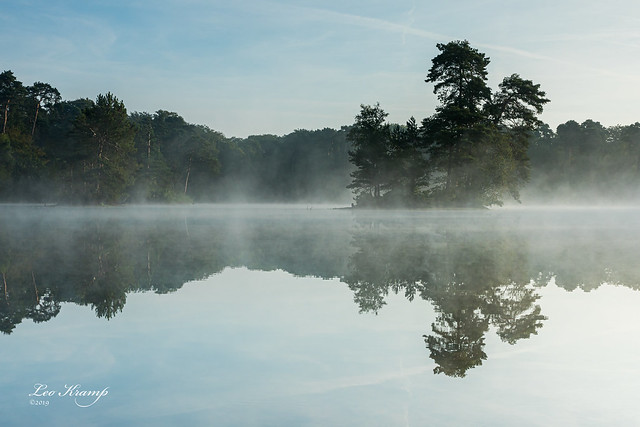 Early Morning | Vroege ochtend Oisterwijk Van Esschenven