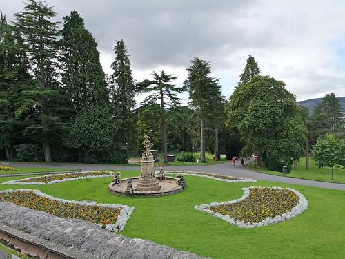 Cyfarthfa Castle gardens