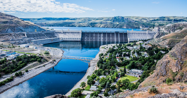 2019 - Road Trip - 6 - Grand Coulee Dam